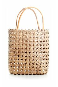 Carrie Micro Bag - Natural