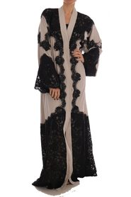 Ricamo Kaftan Abaya Dress