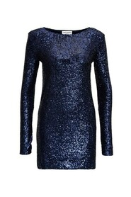 SEQUINS MINIDRESS