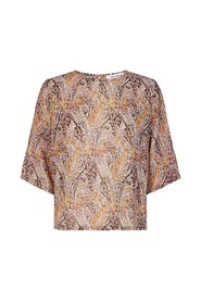 Mønster Co`Couture Mahal Blouse Bluse