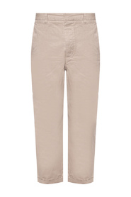 Crate loose-fitting trousers