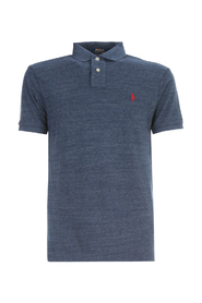 POLOSHIRT S / S SLIM FIT KNIT