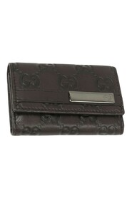 Pre-owned Guccissima Key Holder