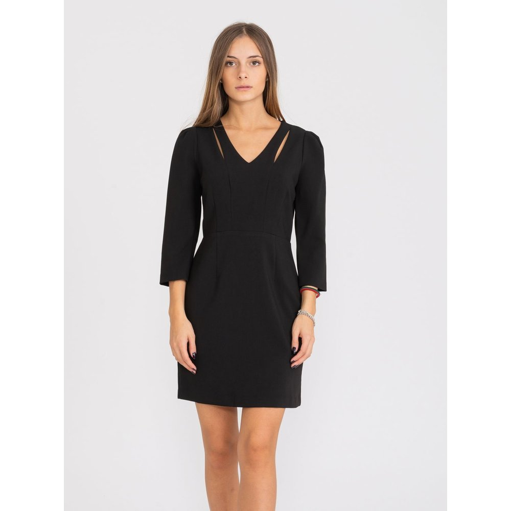 Suncoo Black Charlotte dress Suncoo