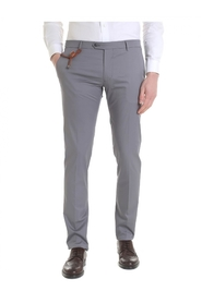 Trousers cotton SLIM CN1204X GREY