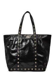 Cabas Bag in Cracked Leather