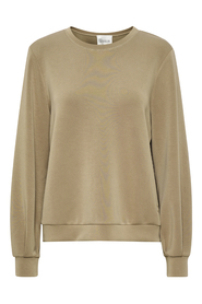 THE SWEAT BLOUSE