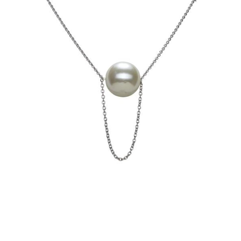 Hanging Pearl Necklace