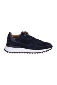 Blauwe Sportieve Schoen