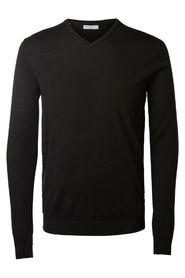 Sort Selected Homme V-Genser