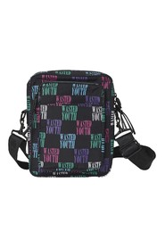 Wasted Youth AOP Crossbody Bag