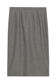 Usual wool pencil skirt