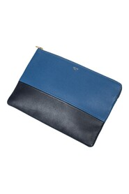 Pre-owned Small Bicolor Clutch