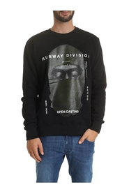 Cotton sweatshirt Runway Division NUW19283 009