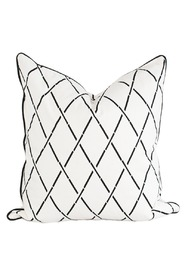 Hanoi White Cushion Cover Cushion Cover 50x50 cm