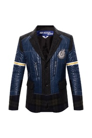 Patched jacket