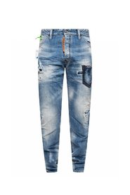 'Cool Guy Jean' stonewashed jeans