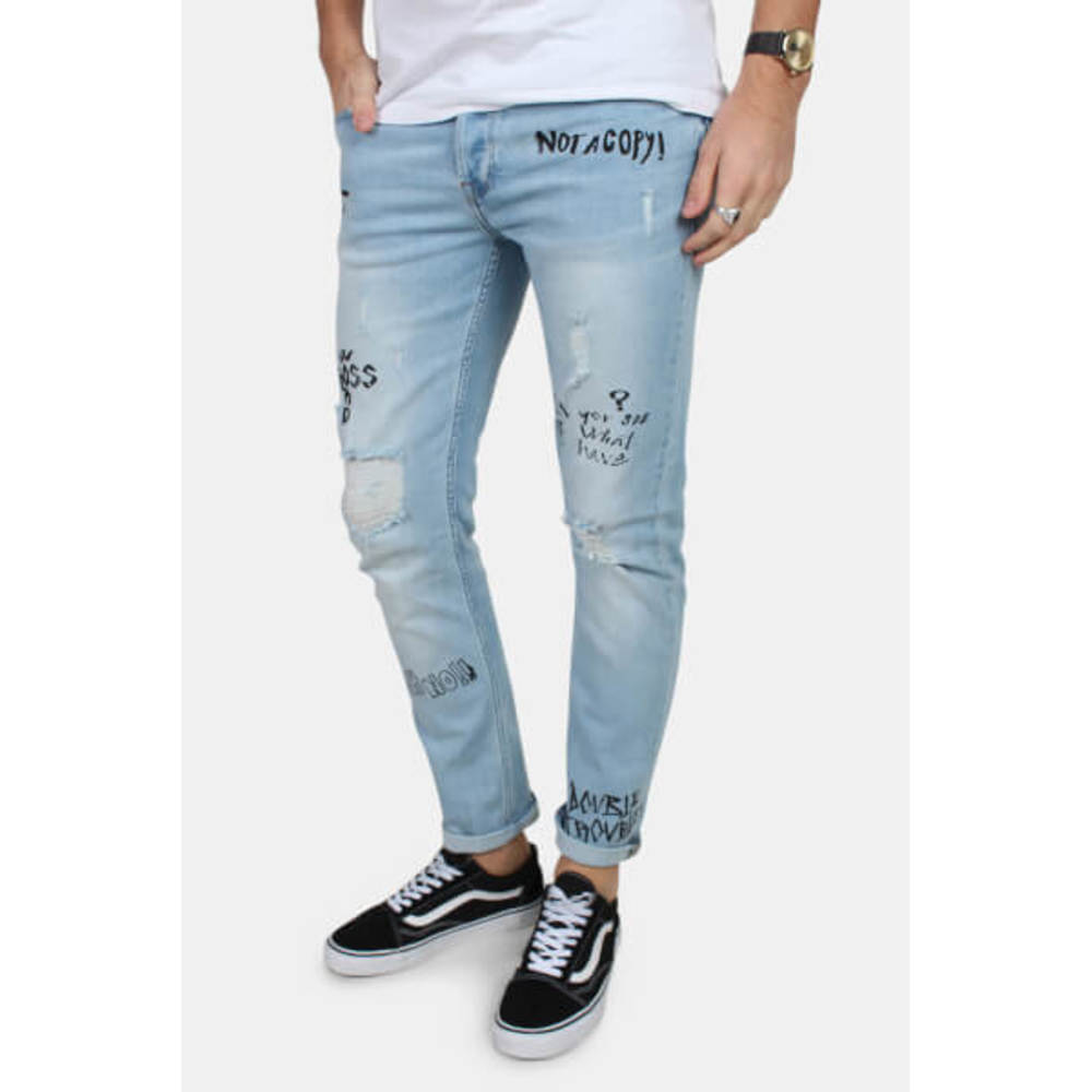 Loom Doodle Jeans
