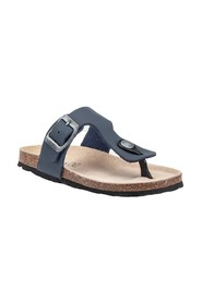 LUMBERJACK KIRBI SB78706-003 S03 FLIP-FLOPS Unisex Woman and Boys NAVY BLUE