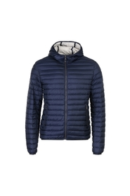 Mens hooded downjacket