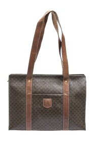 Pre-owned Large Zip Shopping Tote