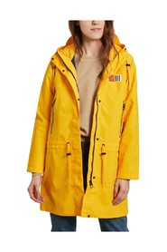 Gimiso waterproof and windproof long parka