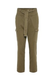 Cargo trousers Normal waist