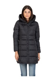 Mega Y long down jacket