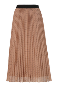 Pleated Skirt Midi