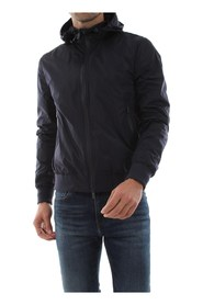 AT.P.CO A183SILVIO500 JACKET AND JACKETS Men blue