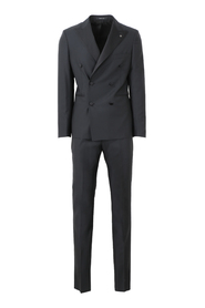 DOUBLE-BREASTED TAILORED SUIT