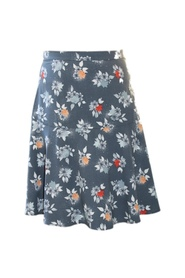 Taifun Skirt 410115 Flower - Size 36 / S