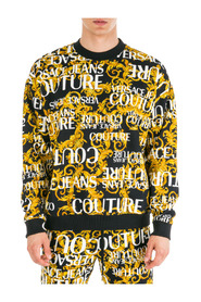 men's sweatshirt sweat  Logo Baroque