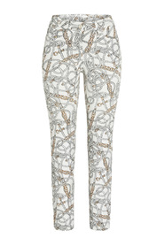 Parla ancle cut trousers