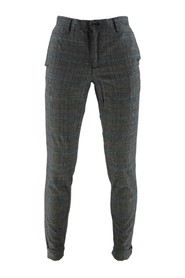 Pants Cotton Check 6287 1227 089
