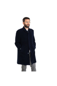Harbor ribbed coat
