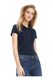 TOMMY HILFIGER 1M57636661 NEW CHIARA POLO Women MIDNIGHT