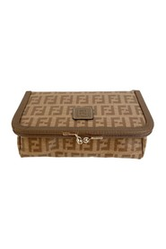 Monogram Vinyl Cosmetic Case