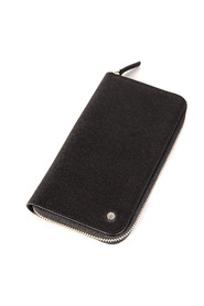 WALLETS WITH ZIP