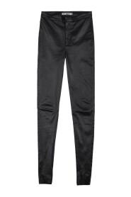 Produkt Wmn Leather Pant Bukser