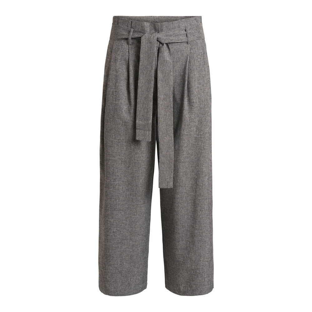 Trousers High waisted, cropped