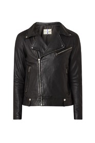 MAYS & ROSE PEDRO LEATHER JACKET