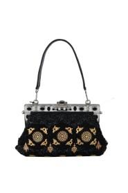 VANDA Crystal Tassel Gold Charms Party Bag