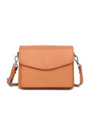 Thea Peach Cormorano Shoulder Bag