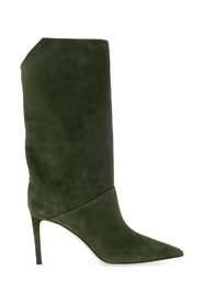 Beren suede knee-high boots