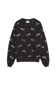 sweater Jumping Cheetah