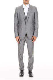 three-piece martini suit