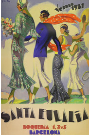 Summer 1931 poster