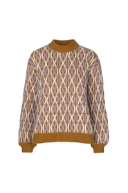 Strikbluse - Anders Cable Knitwear