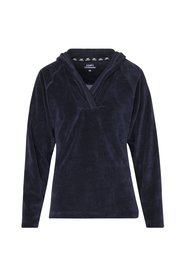 Genser Point Of View Navy velour